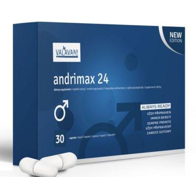 Andrimax 24 20 kapsúl