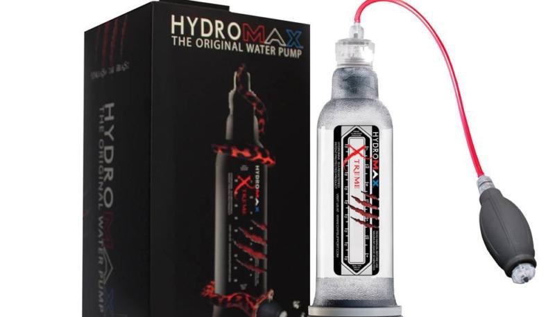 hydromax x40 xtreme vákuová pumpa